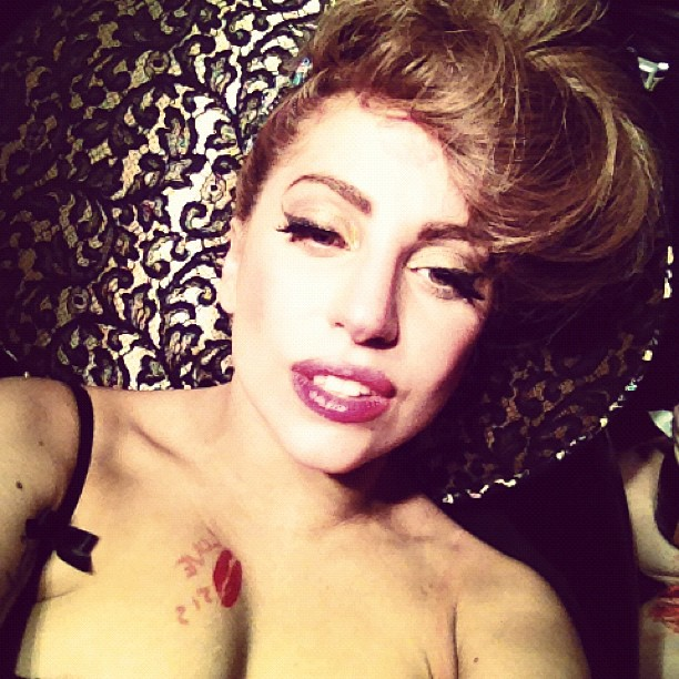 Team Gaga Nowy Tatuaż